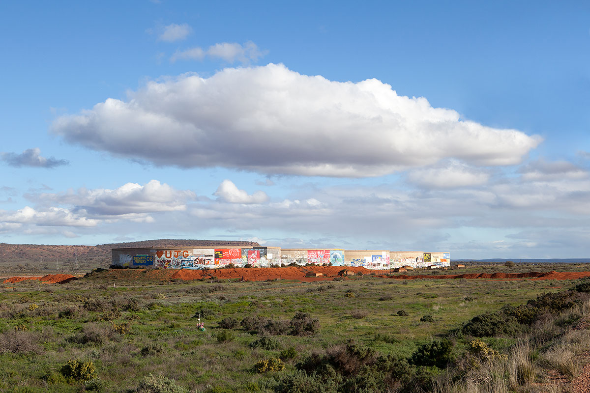 Port Augusta Cloud